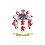 Farriman Sticker (Rectangle 50 pk)