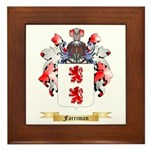 Farriman Framed Tile