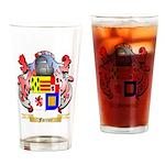 Farrier Drinking Glass