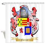 Farrier Shower Curtain