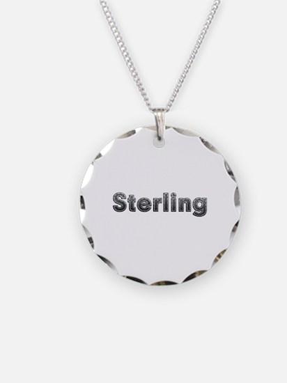 Sterling Metal Necklace