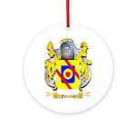Farreres Ornament (Round)