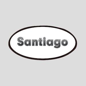Santiago Metal Patch