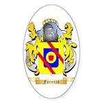 Farreras Sticker (Oval 50 pk)