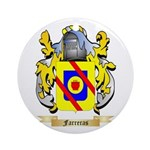 Farreras Ornament (Round)