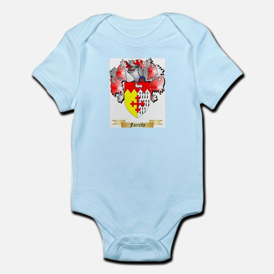 Farrelly Infant Bodysuit