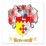 Farrelly Square Car Magnet 3