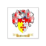 Farrelly Square Sticker 3