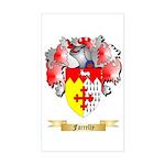 Farrelly Sticker (Rectangle)