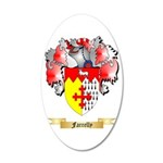 Farrelly 20x12 Oval Wall Decal