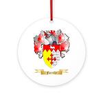 Farrelly Ornament (Round)