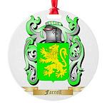 Farrell Round Ornament