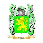 Farrell Square Car Magnet 3