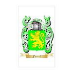 Farrell Sticker (Rectangle)