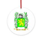 Farrell Ornament (Round)