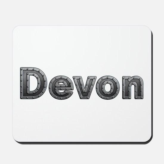Devon Metal Mousepad