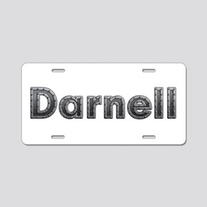 Darnell Metal Aluminum License Plate