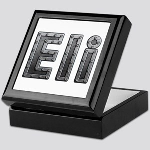 Eli Metal Keepsake Box