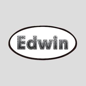 Edwin Metal Patch