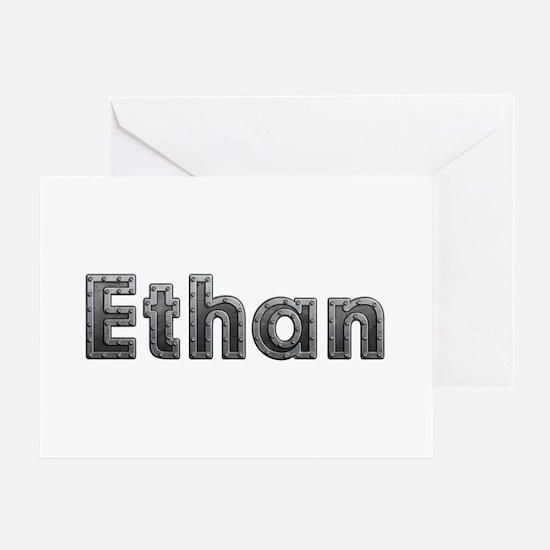 Ethan Metal Greeting Card