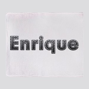 Enrique Metal Throw Blanket