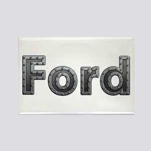 Ford Metal Rectangle Magnet