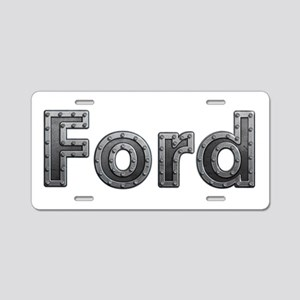 Ford Metal Aluminum License Plate