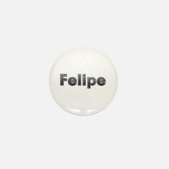 Felipe Metal Mini Button