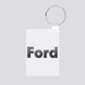 Ford Metal Aluminum Keychain