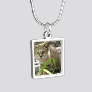 Sand Cat Genie Necklaces