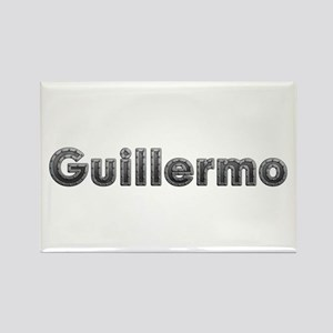 Guillermo Metal Rectangle Magnet