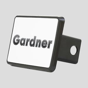 Gardner Metal Rectangular Hitch Cover