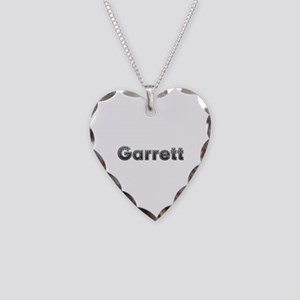 Garrett Metal Heart Necklace