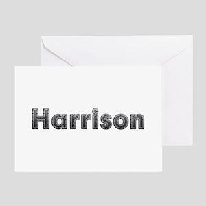 Harrison Metal Greeting Card
