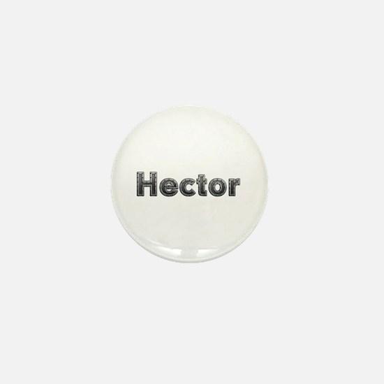 Hector Metal Mini Button