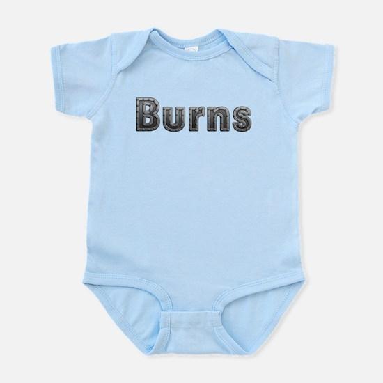 Burns Metal Body Suit