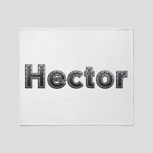 Hector Metal Throw Blanket