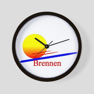 Brennen Wall Clock