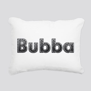 Bubba Metal Rectangular Canvas Pillow