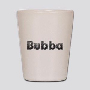 Bubba Metal Shot Glass