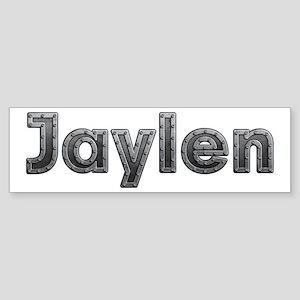Jaylen Metal Bumper Sticker