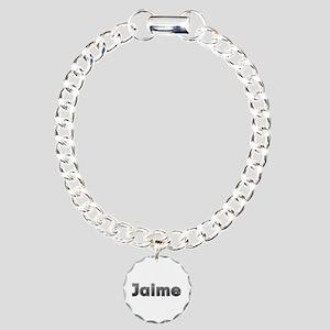 Jaime Metal Charm Bracelet