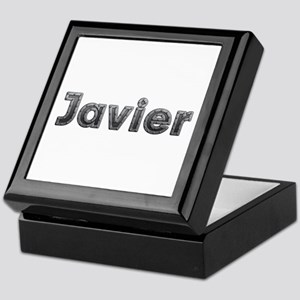 Javier Metal Keepsake Box