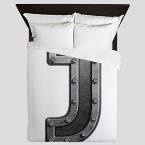 J Metal Queen Duvet