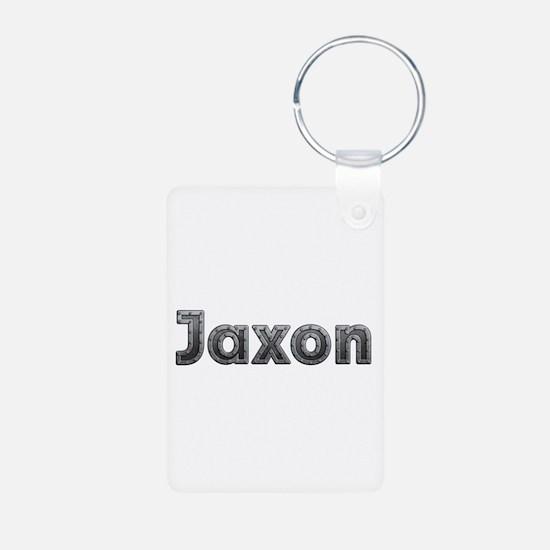 Jaxon Metal Aluminum Keychain