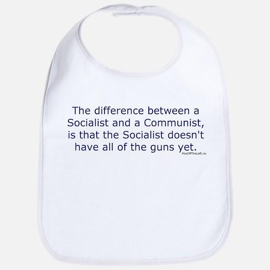 Socialist and Communist Bib