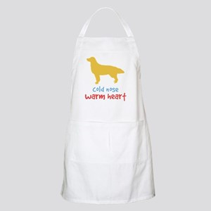 Golden Retriever BBQ Apron