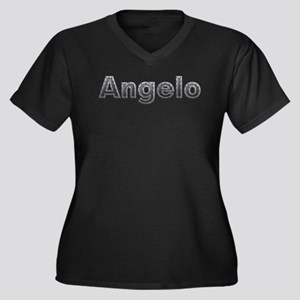 Angelo Metal Plus Size T-Shirt