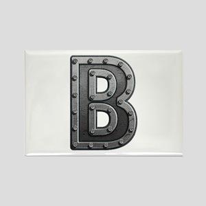 B Metal Rectangle Magnet