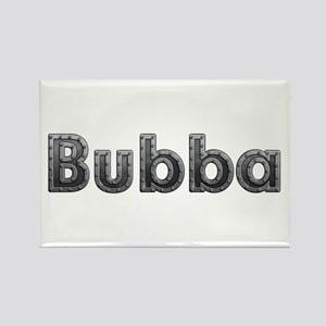 Bubba Metal Rectangle Magnet